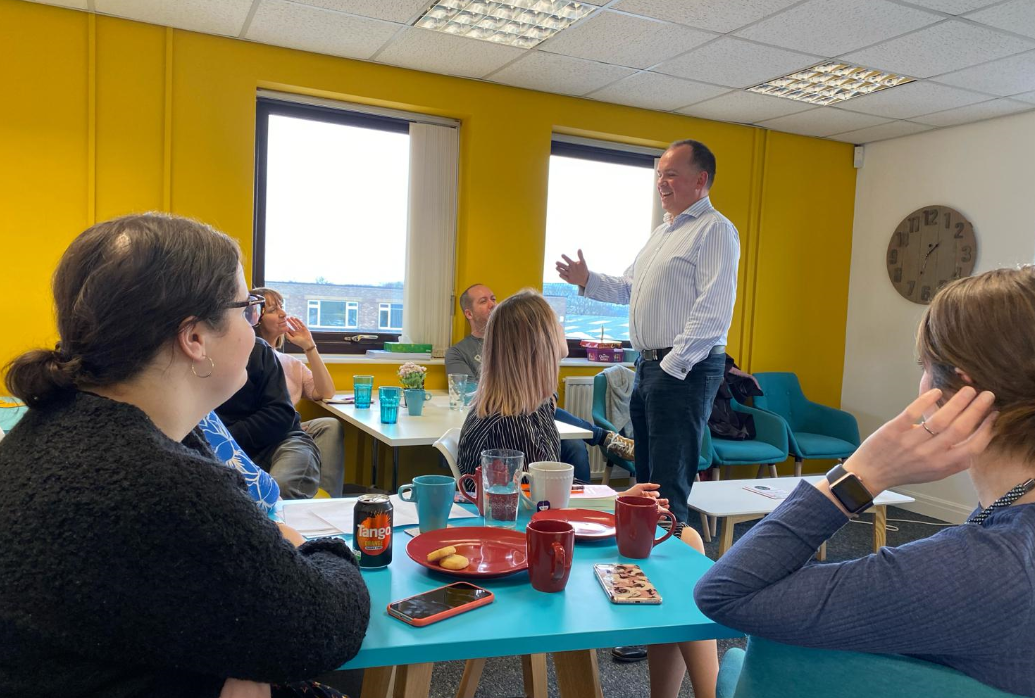 The Northern Affinity Partners Meeting – Friday 31st January 2020