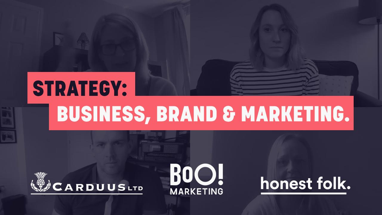 Strategy: Business, Branding & Marketing
